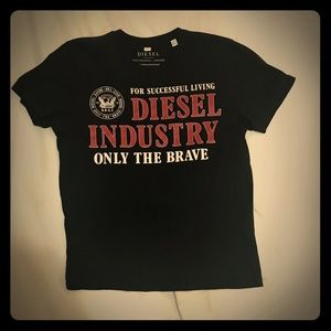 Diesel - Black Special Edition T-Shirt
